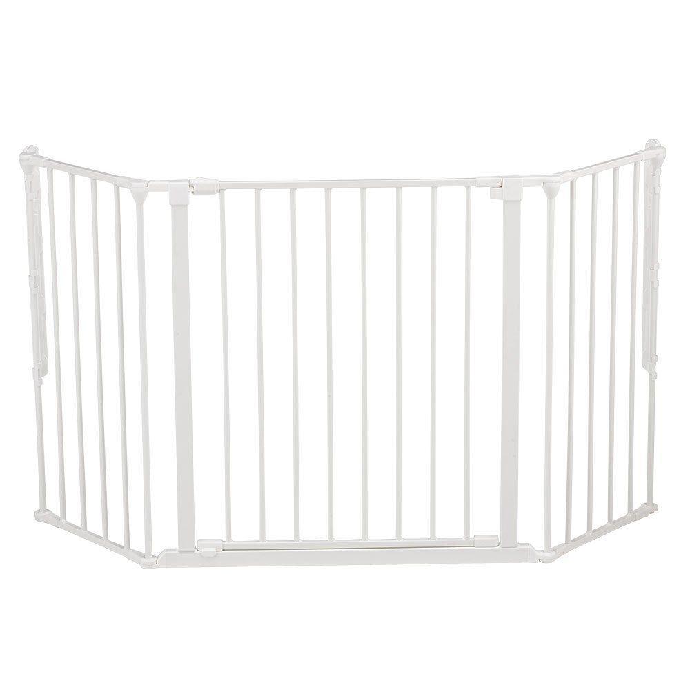 Baby Dan Flex Barrière de protection M Bianco 56214-10400-10