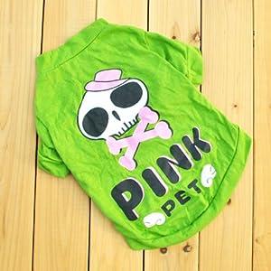 Generisches Skeleton StylePet Puppy Hund Hund Mantel Kleid Kleidung...