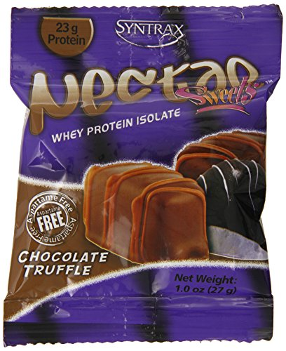 Syntrax Nectar Grab N' Go, Chocolate Truffle Powder, 27-Gram