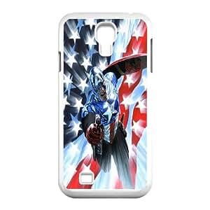 Samsung Galaxy S4 I9500 Phone Case Captain America P778588914