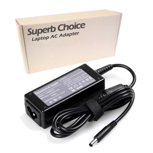 Superb Choice 45W Adapter Compatible with DELL Inspiron 11 i3147 3148 3153 13 i7353 7352 7353 i7352 7347