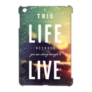 """diy zhengUnique Design """"Life Quotes"""