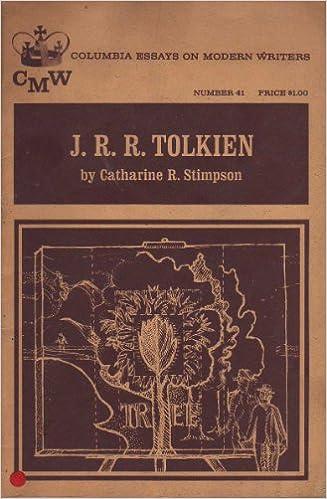 Persuasive Essay About J R R Tolkien Columbia Essays On Modern Writers No  Catharine R  Stimpson  Amazoncom Books Semiotics Essay also Personal Reflective Essay Example J R R Tolkien Columbia Essays On Modern Writers No   Argumenative Essays