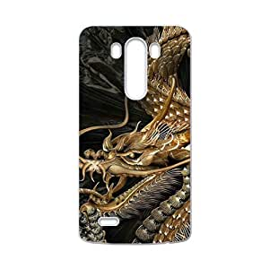 YYYT Unque magical dragon Cell Phone Case for LG G3