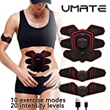 Best Ab Workout Equipment - UMATE AB Stimulator & Muscle Toner Ultimate Ab Review