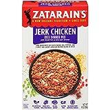 Zatarain's Jerk Chicken Rice Mix, 8 Oz