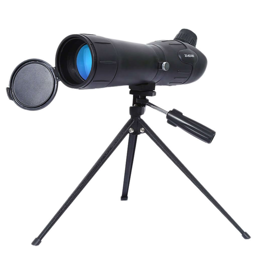 20-6060 Single Cylinder Pocket Viewing Mirror Small Target Mirror High Magnification Telescope Shimmer Night Vision By MAG.AL