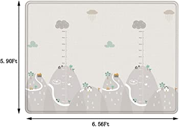 Haute Collection Baby Play Mat for Infants