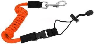 OPUSS, Corda di Sicurezza per Kayak, Canoa, Kayak, Corda Elastica di Sicurezza a Spirale