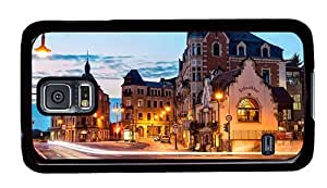 Hipster Samsung Galaxy S5 Case luxury wachwitz dresden germany PC Black for Samsung S5