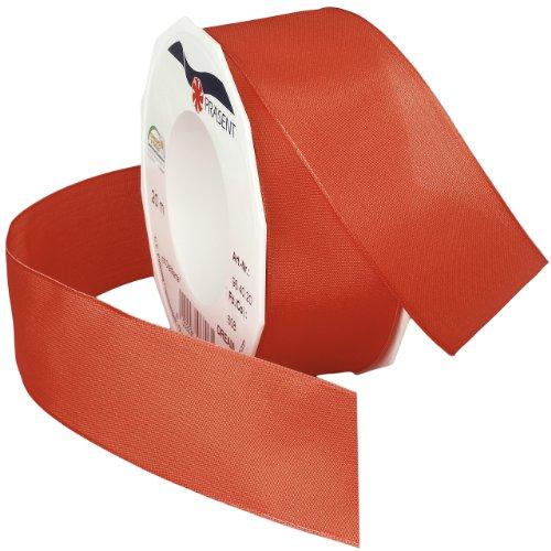 (Morex Ribbon Dream Wired Taffeta Ribbon Spool, 1-1/2-Inch by 22-Yard, Tiger Lily)