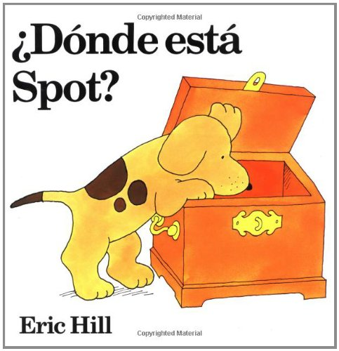 Donde Esta Spot? / Wheres Spot? (Life-The-Flap Book ...