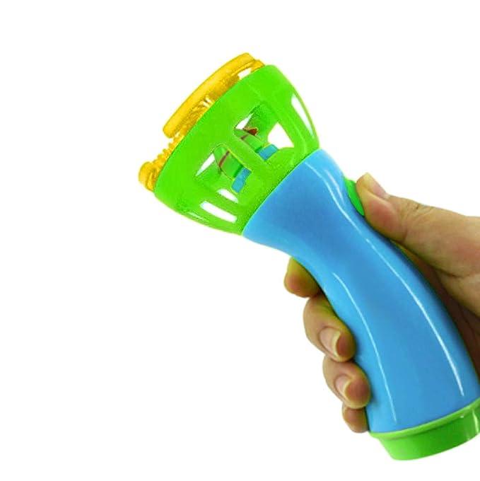 Amazon.com: YJYdada - Máquina eléctrica de burbujas para ...