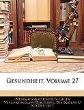 Gesundheit, Volume 27, , 1141981823