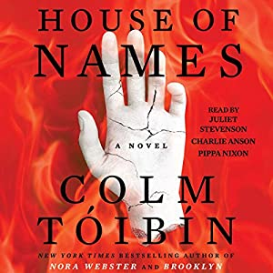 House of Names Audiobook