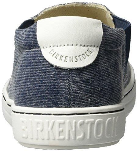 Birkenstock Barrie Tx, Mocasines para Mujer azul (navy)