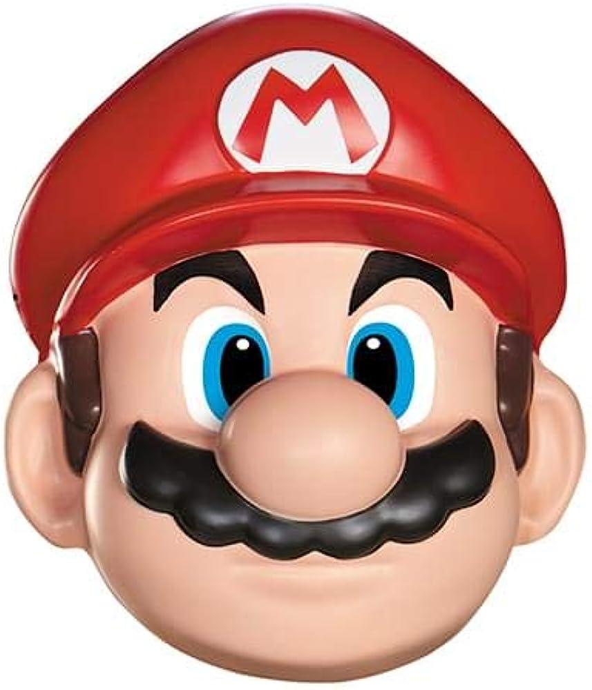 Super Mario Brothers Mario Adult Costume Accessory Kit
