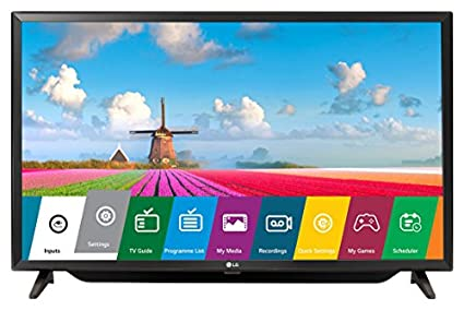 LG 32LJ548D 32 Inch HD Ready Smart LED TV Image