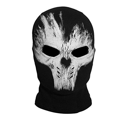 Innturt Handmade Fabric Mask Hood Face Balaclava Cosplay 2014 ()