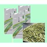 深蒸し茶 静岡茶 「くき茶」 100g お得3袋セット300g メール便