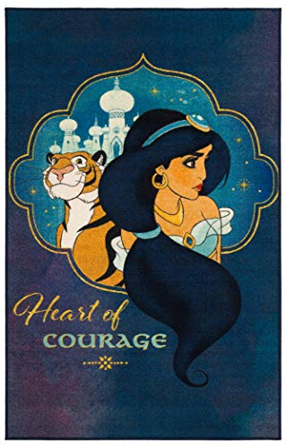 (Safavieh Collection Inspired by Disney Aladdin - Heart Of Courage Rug (2'3