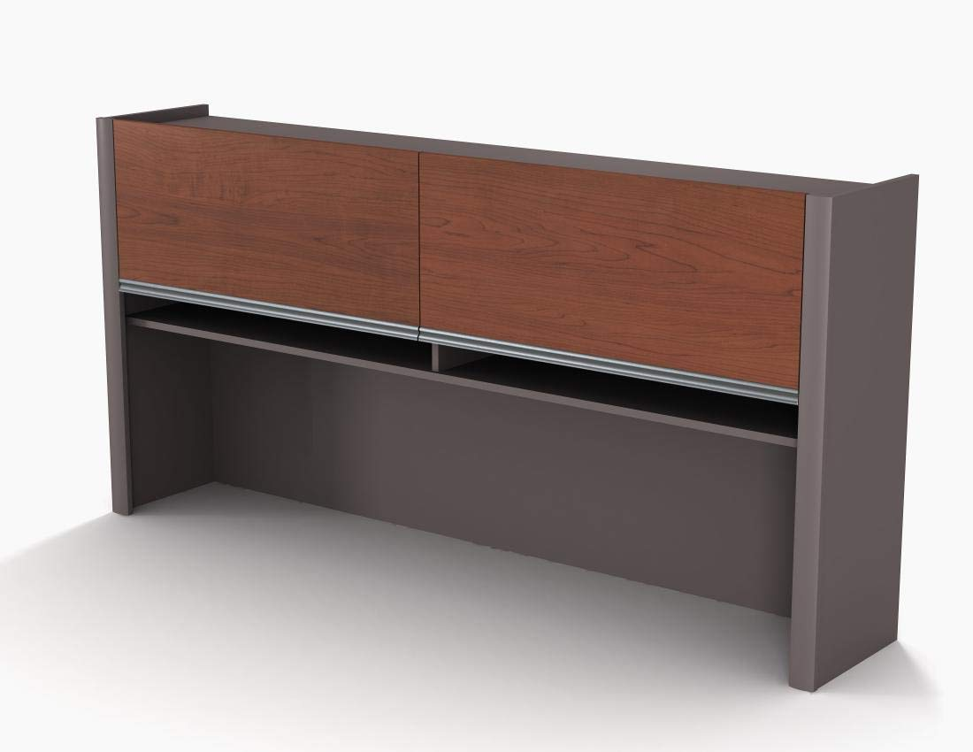 Hutch for credenza Desk