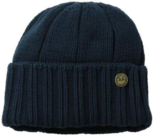 Goorin Bros. Men's Captn Pollux Beanie, Navy, One Size