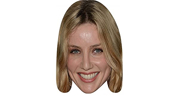 Annabelle Wallis 2017 Celebrity Party Novedad Fancy Dress máscara: Amazon.es: Juguetes y juegos