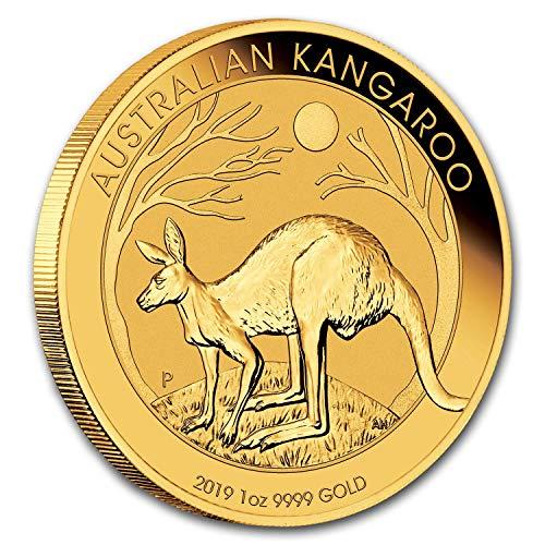 Rare Coin Gold (2019 AU Australia Gold Kangaroo/Nugget 1oz Brilliant Uncirculated)