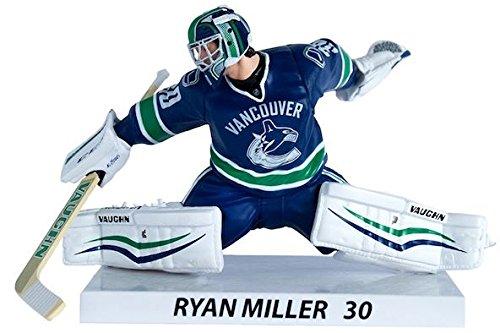 NHL Vancouver Canucks Ryan Miller Player Replica (Ryan Miller Game)