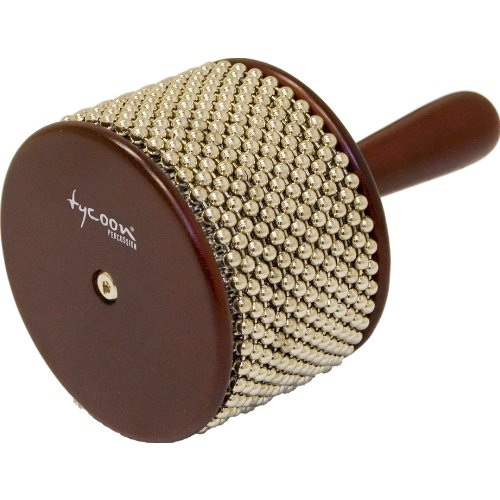 Tycoon Percussion Large Cabasa - Brown ()