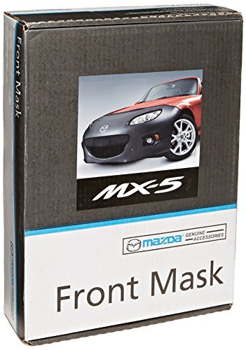 Mazda Miata Bra - Mazda Genuine (0000-8G-D10) Front Mask
