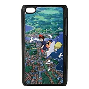 iPod Touch 4 Case Black Kiki's delivery service hnlk