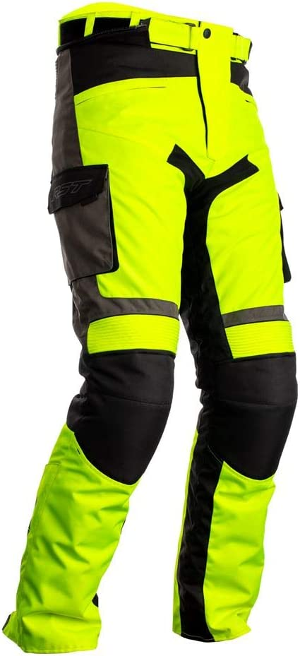 Flo Yellow//Black//Grey RST 102420 Atlas CE Textile Jean
