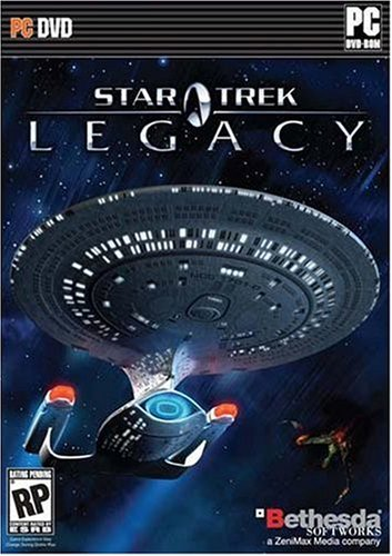 Star Trek - Legacy - PC (Star Trek 360)