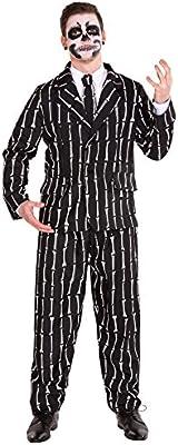 TecTake dressforfun Disfraz para Hombre | Chaqueta | Pantalón a ...