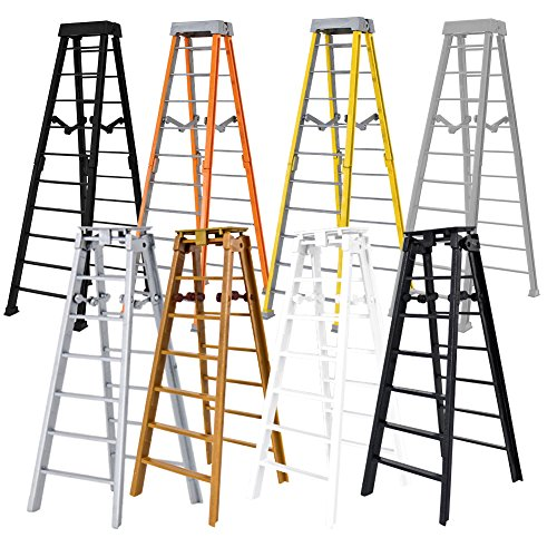 Ultimate 8 Piece Ladder Deal For WWE Wrestling Action Figures by Figures Toy Company