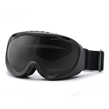 7d6bb66d38ea MLADEN Ski Goggles Dual Layers Spherical Lens Anti-Fog UV Protection OTG Snowboard  Goggles for
