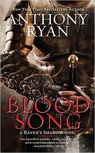 Blood Song (Ravens Shadow): Amazon.es: Ryan, Anthony: Libros en idiomas extranjeros