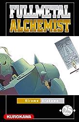Fullmetal Alchemist - T25