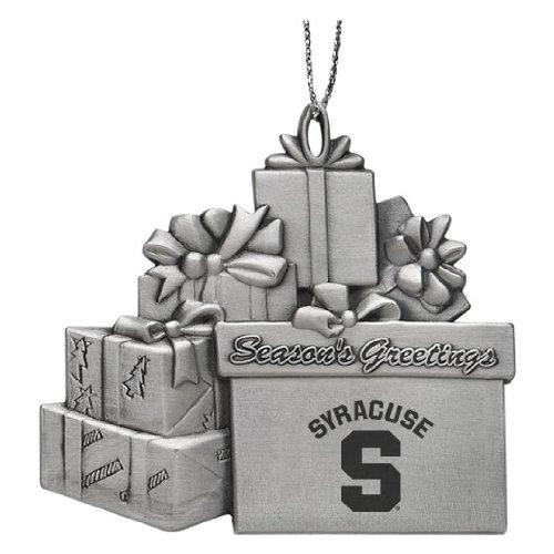 Syracuse University Christmas Ornaments