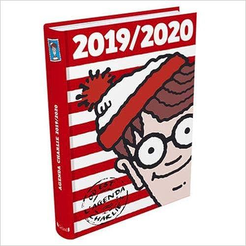 Livre numérique Où est Charlie ? - Agenda 2019/2020