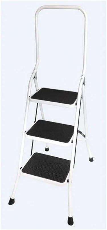 Altimat 0ATC30 Artuconfort - Escalera (3 escalones), color blanco: Amazon.es: Bricolaje y herramientas