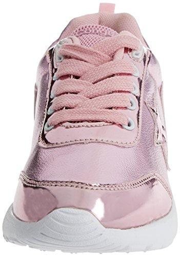 Conguitos Mädchen Deportivos Con Luz Derby-Schuhe Rosa (Pink)