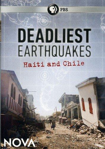 DVD : Nova: Deadliest Earthquakes (DVD)