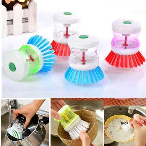 Kitchen Wash Tool - Cepillo dispensador de jabón para lavadora ...