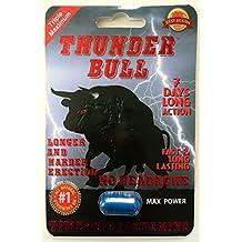 Thunder Bull Triple Maximum Male Enhancement Sexual Pill! Long Lasting!-12 Pills! by Red Lips 2