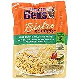 Uncle Ben's Bistro Express Long Grain and Wild Fine Herbs Rice, 250 Gram