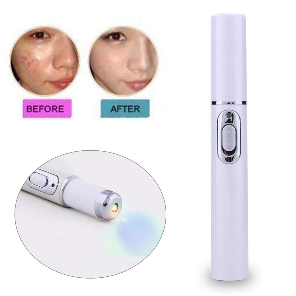 Pawaca Spider Vein Eraser, Ance Scar, Blemishes, Pimples, Swelling, Redness, Inflammation Removal Therapy Machine