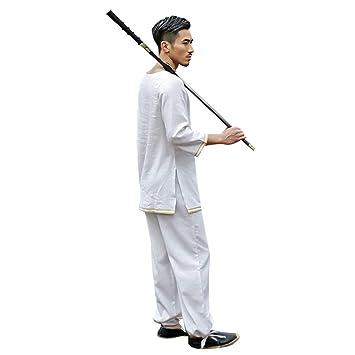 KSUA Hombres Tai Chi Traje Ropa China de Kung fu de ...